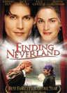 Finding Neverland DVD