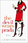 Lauren Weisberger Devil Wears Prada book