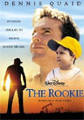 The Rookie dvd