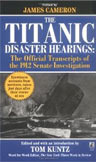 Titanic Disaster Hearings book