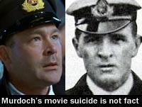 officer william murdoch suicide